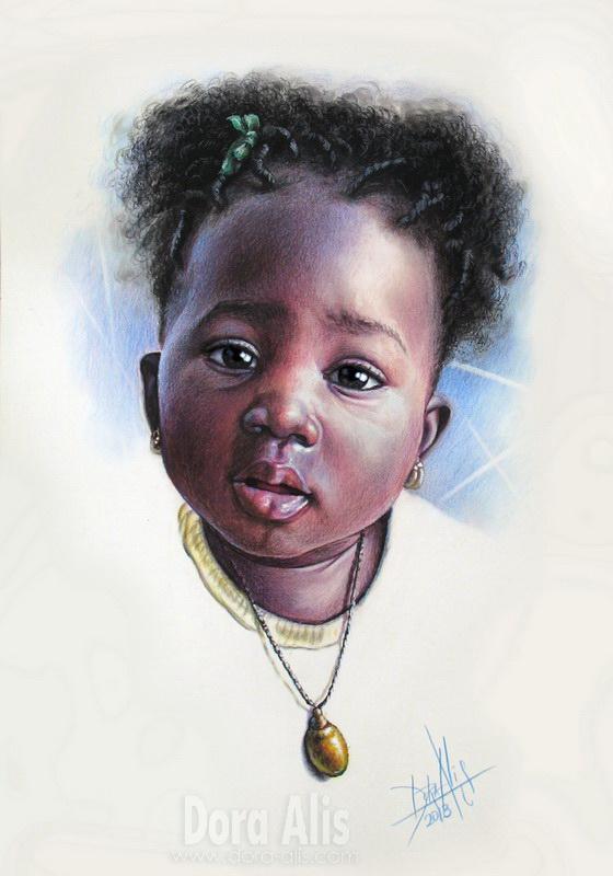 African Girl 76
