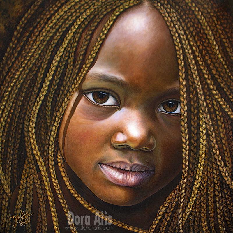 African Girl 88