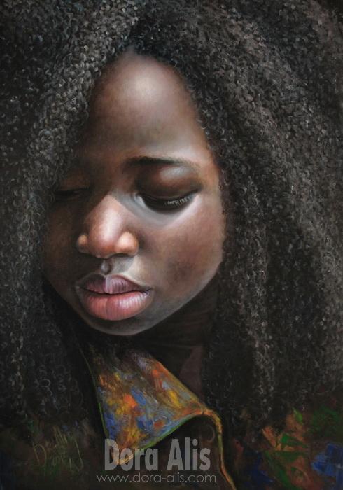 African Girl 77