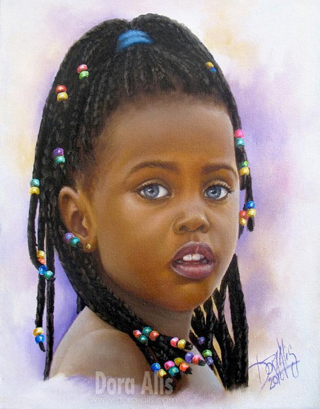 African Girl 20