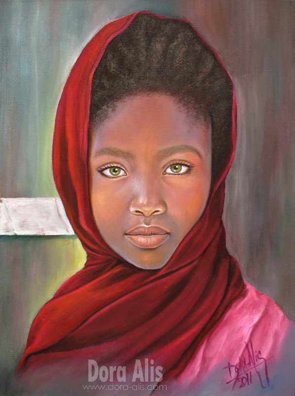 African Girl 28