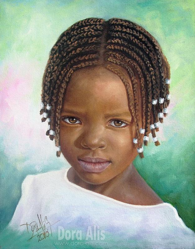 African Girl 21