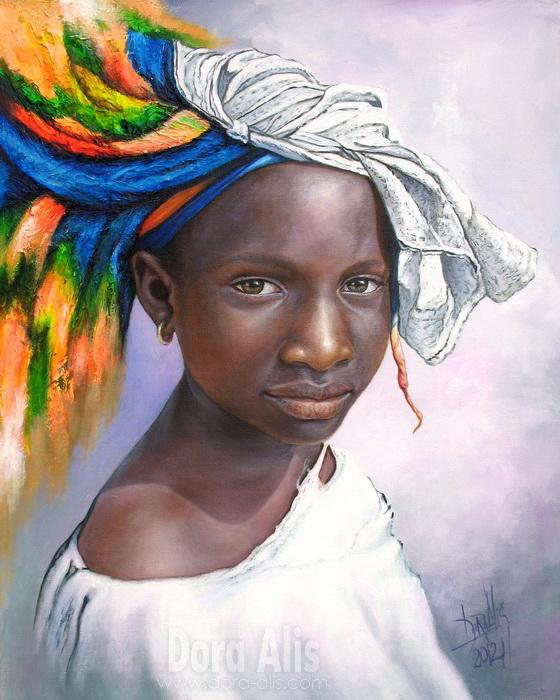 African Girl 61