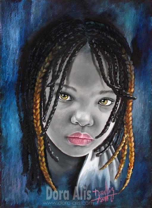 African Girl 43