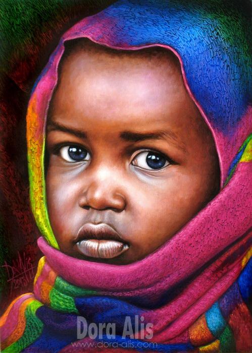 African Child 70