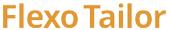 LOGO OROX Flexo Tailor HIGH TECHNOLOGY ON CUTTING FABRICS
