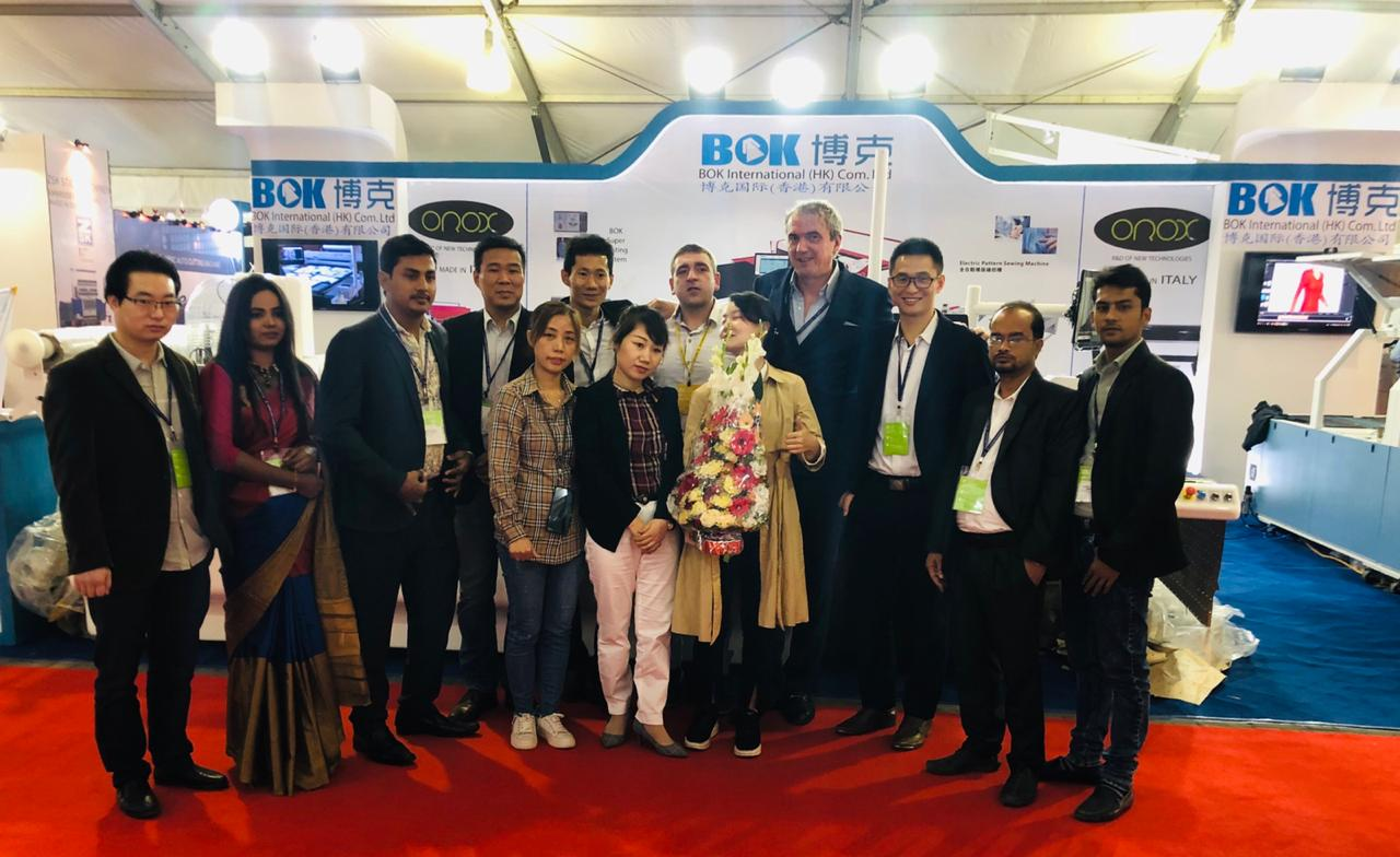 DTG 2019 THANKS FOR THE GREAT SUCCESS TO BOK