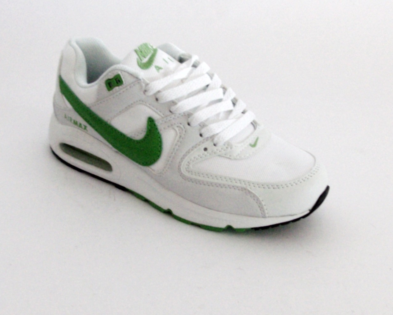 newest 8416f 20d1a nike air max command bianche