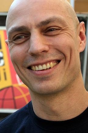 Président du jury Georgi Lazarevski GEORGI LAZAREVSKI// réalisateur