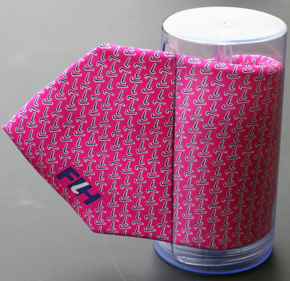 Krawatten Verpackung transparent