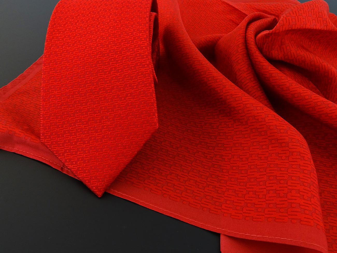 Krawatten & Halstücher aus Seide Sparkasse