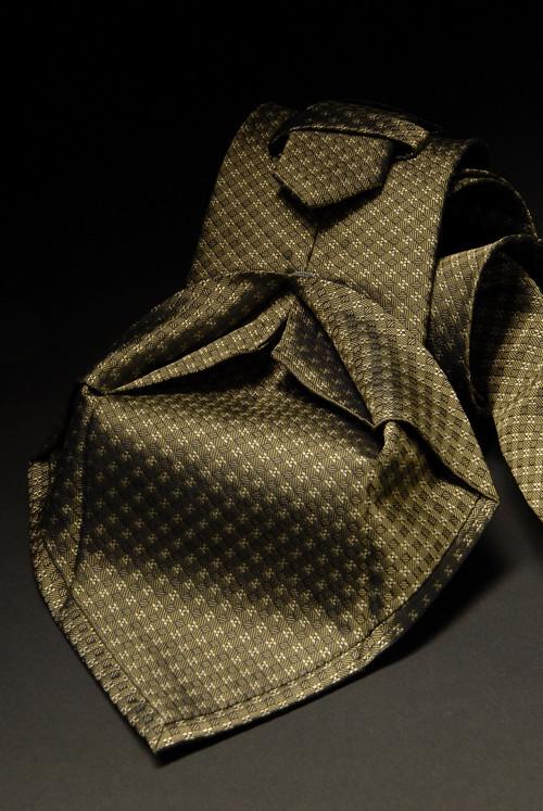 Sieben Falten Krawatte