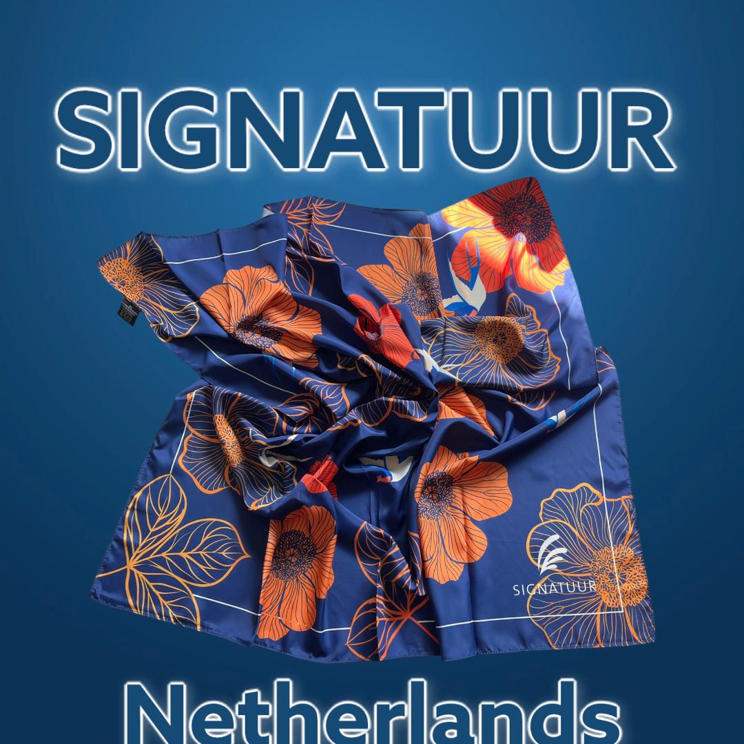 Halstuch Mikrofaser für Signatuur NL