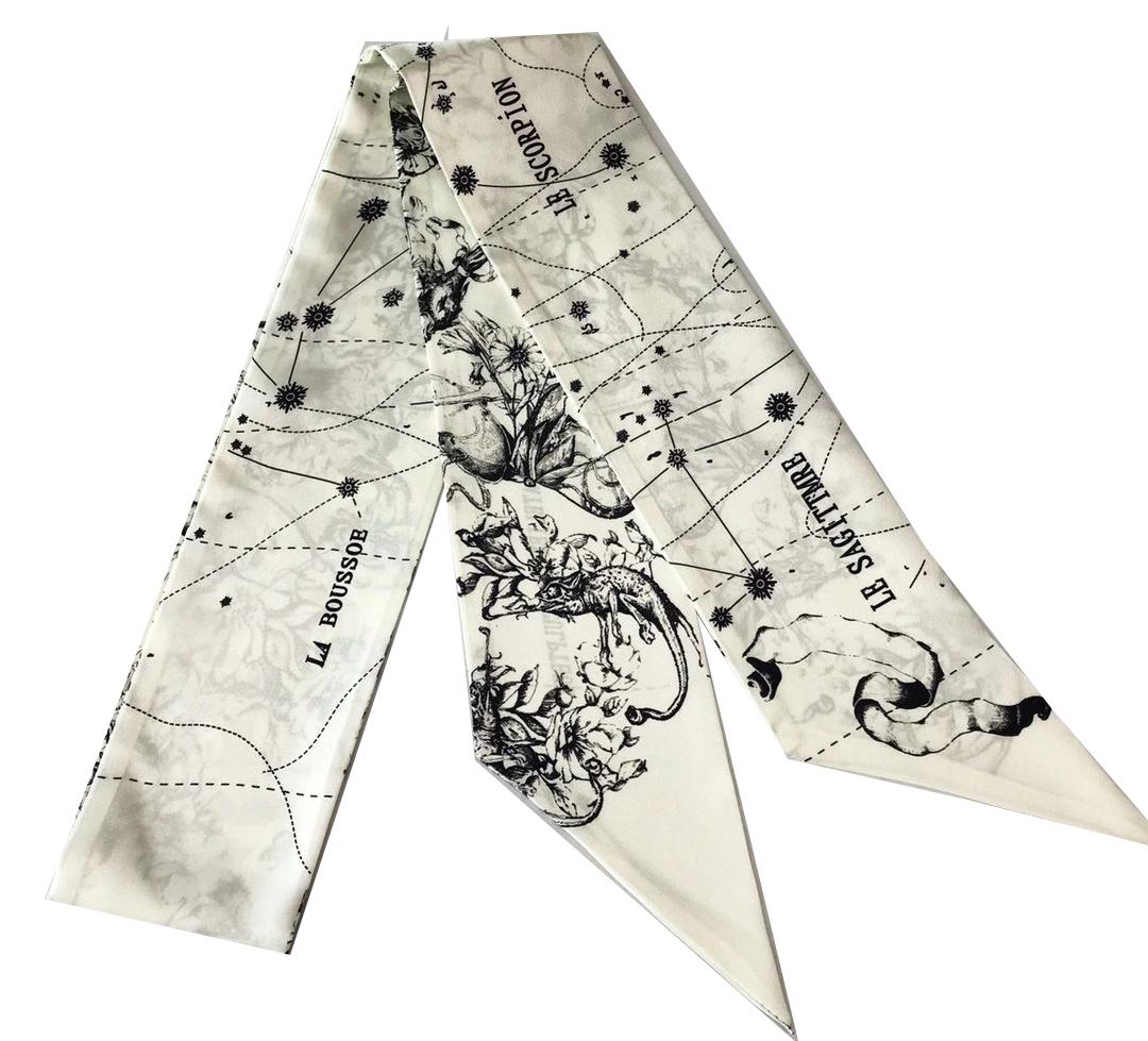 Mitzah aus Seidentwill hergestellt im Digital oder Siebdruck