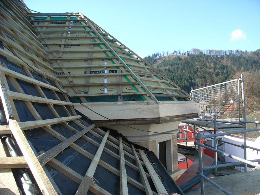 Dämmung & Dachsanierung