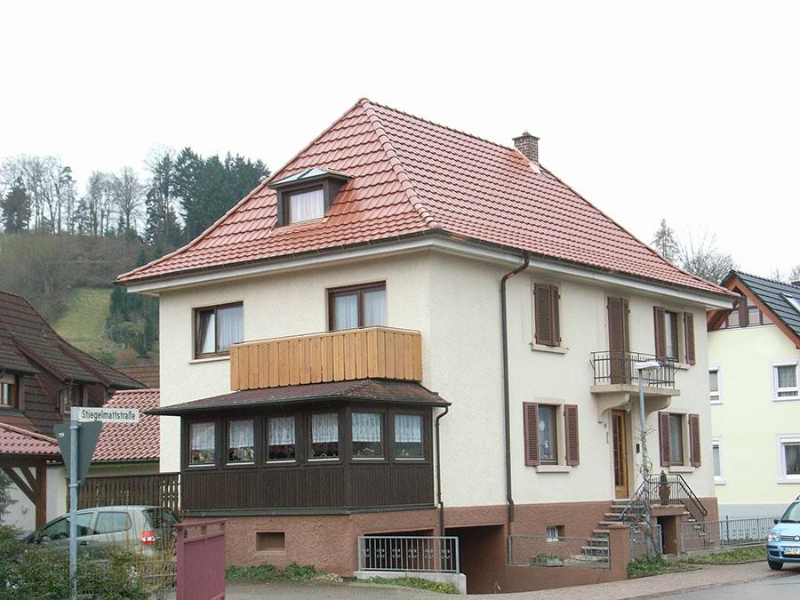 Dacharbeiten & Dachsanierung