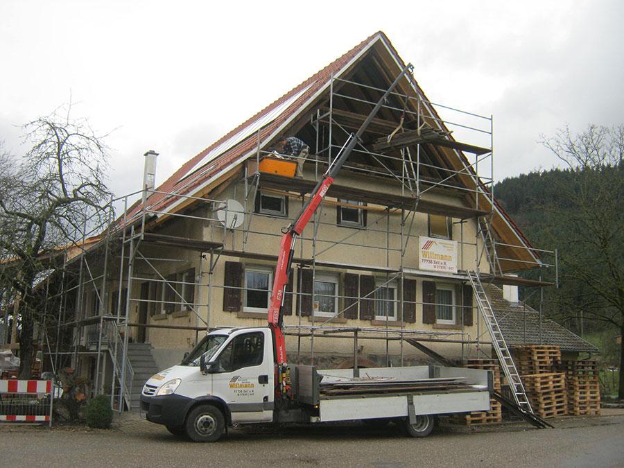 Fassaden & Schalungen