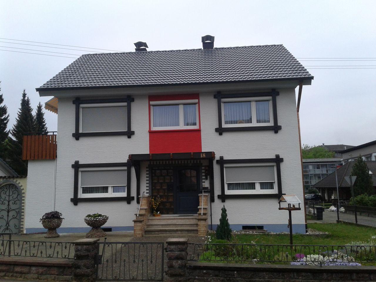 Einfamilienhaus 70er Jahre nach Sanierung