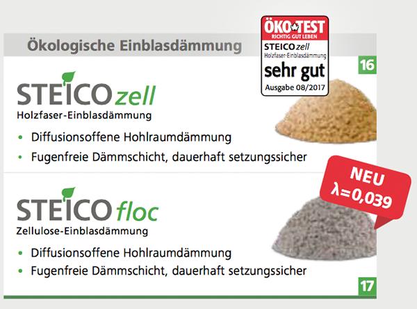 Innovative Produkte von STEICO erhalten beste Testergebnisse