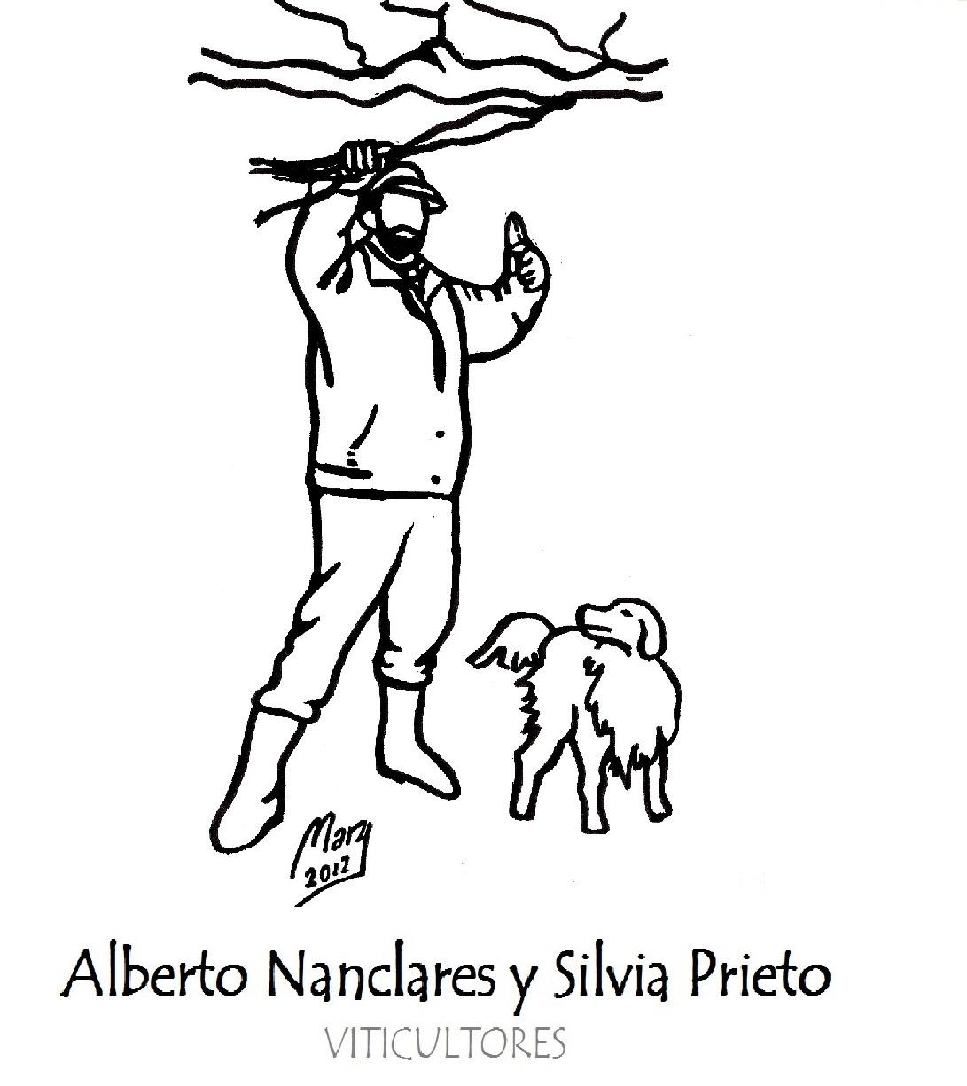 Alberto Nanclares y Silvia Prieto