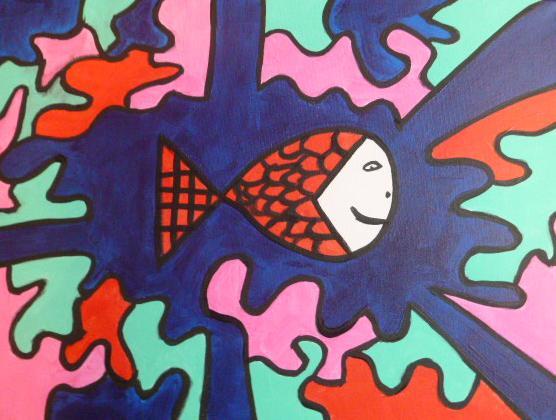 """Un poisson"""