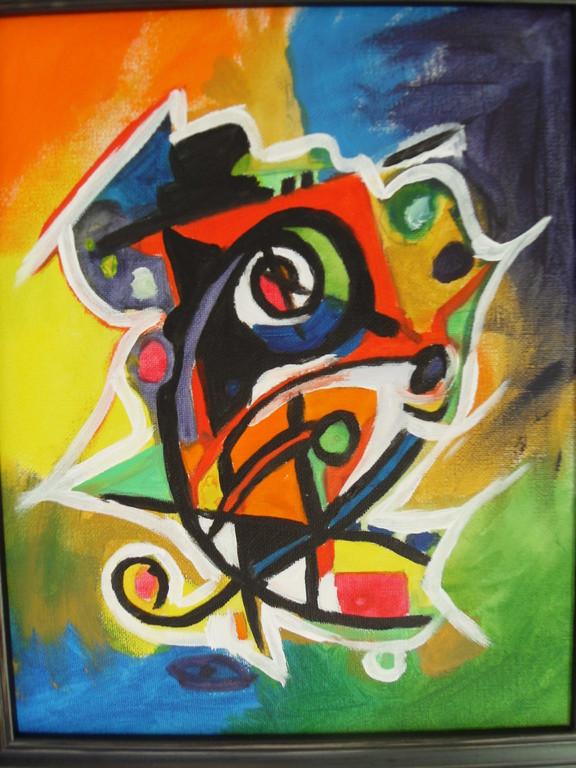 """""""Hommage à Kandinsky"""""""