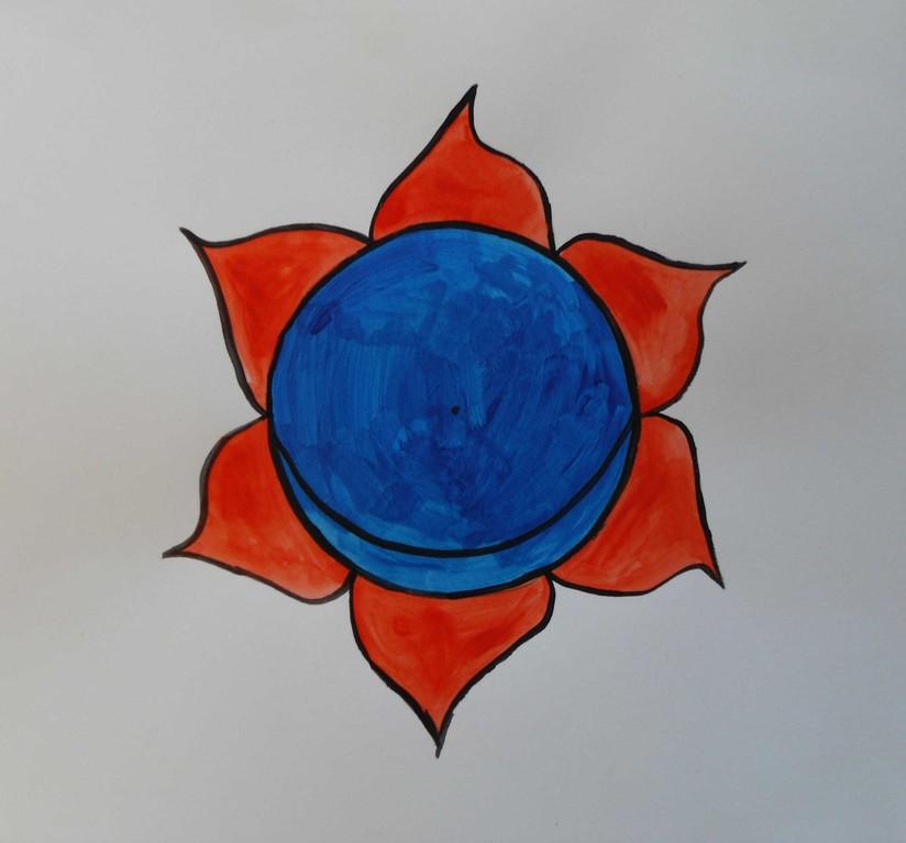2ème : Svadhishthana chakra