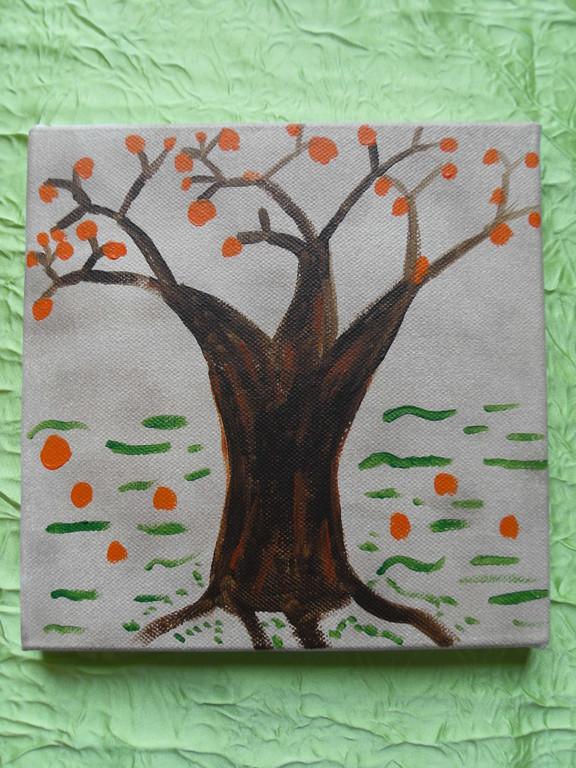L'arbre aux oranges