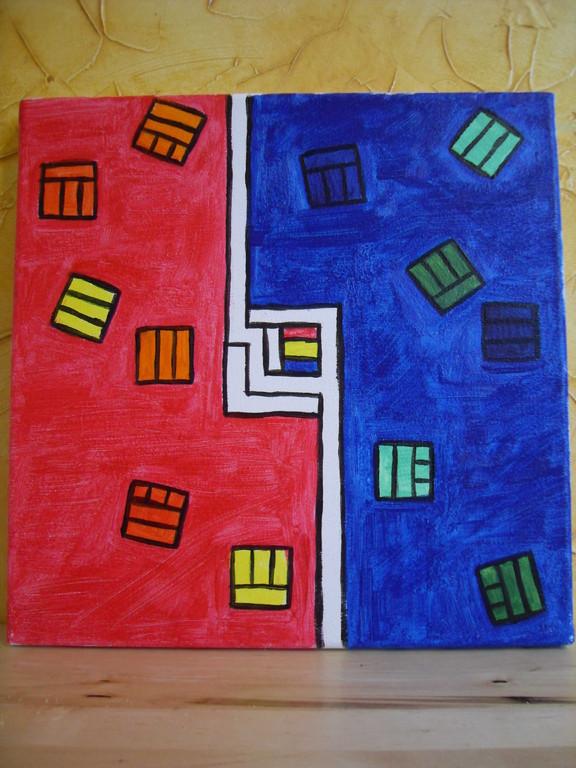 """""""Les carrés"""""""