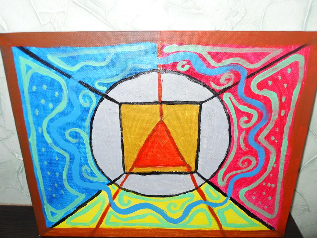 Arabesques géométriques