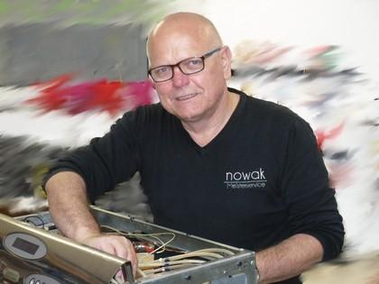 Richard Nowak freut sich auf Sie.