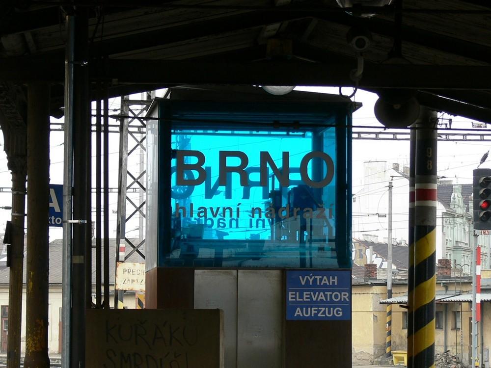Bahnhof Brünn FZ30