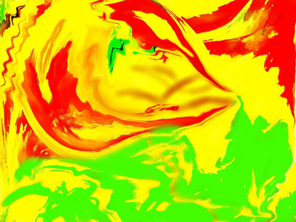 Farbersetzung rot-grün II