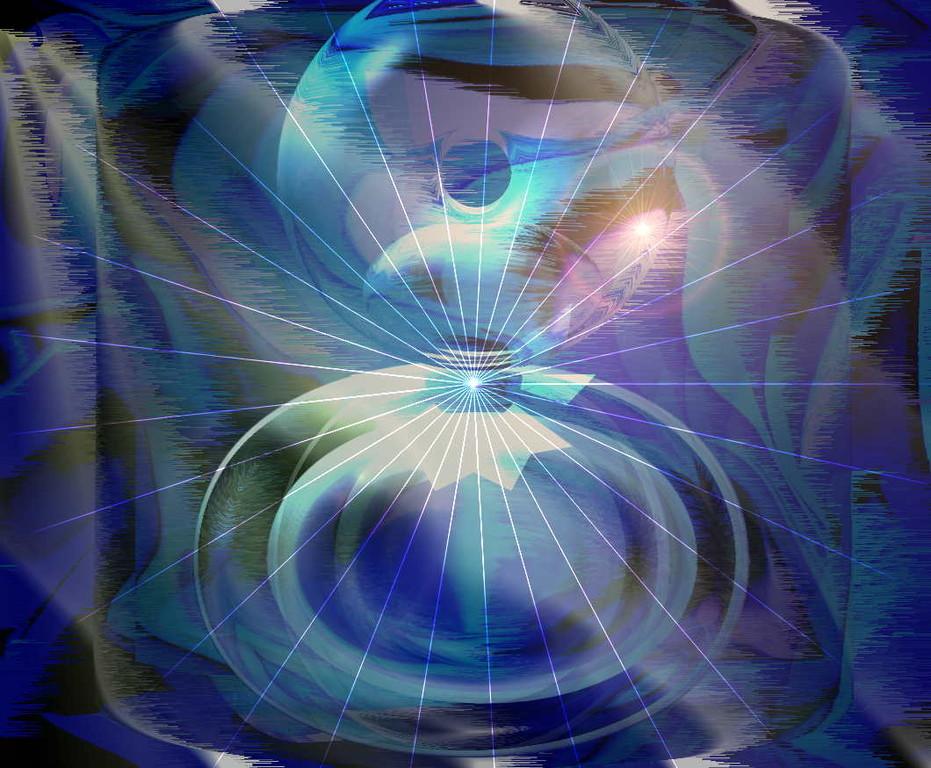Elementeinfügung und Lichtstrahlen II