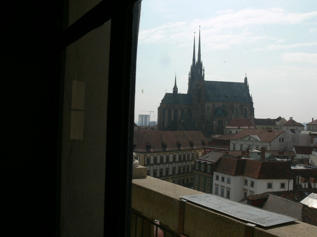 Ausblick vom Rathausturm FZ30