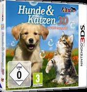Packshot Hunde & Katzen 3D
