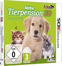 Packshot Meine Tierpension 3D