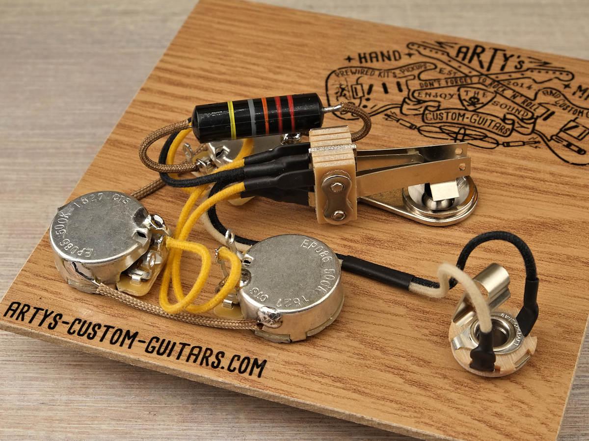 guitar wiring harness flying v 39 67 arty 39 s custom guitars. Black Bedroom Furniture Sets. Home Design Ideas