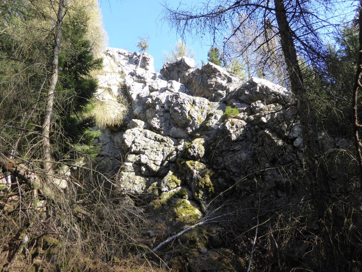 Blick auf den Felsen 2