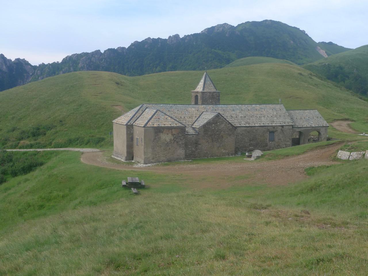 Kapelle von San Lucio