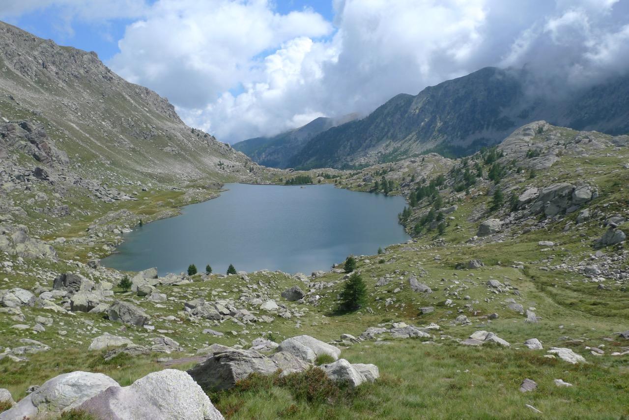 Lac des Merveilles im Vallée des Merveilles