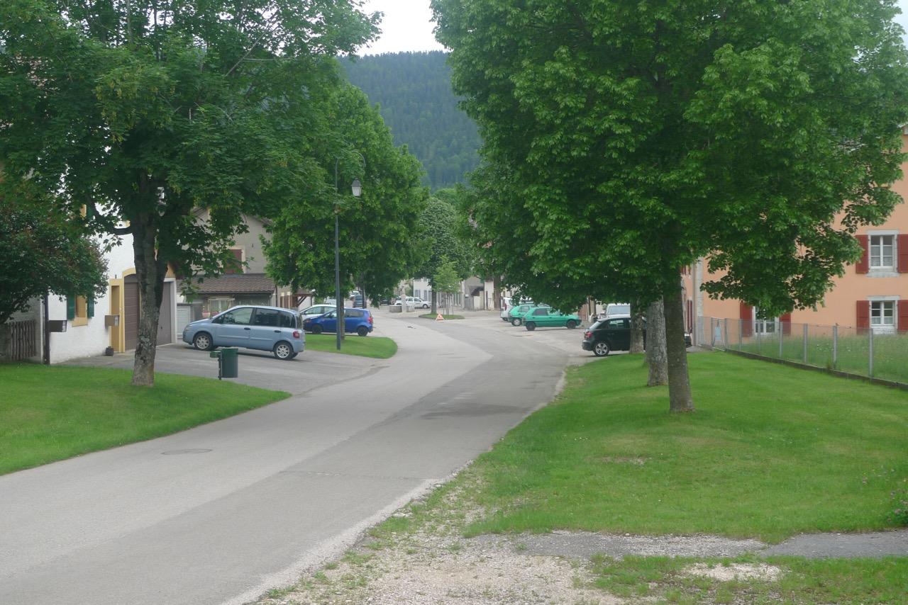Môtiers, Hauptort des Absinthe