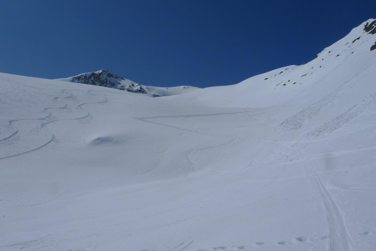 Im Aufstieg zum K2