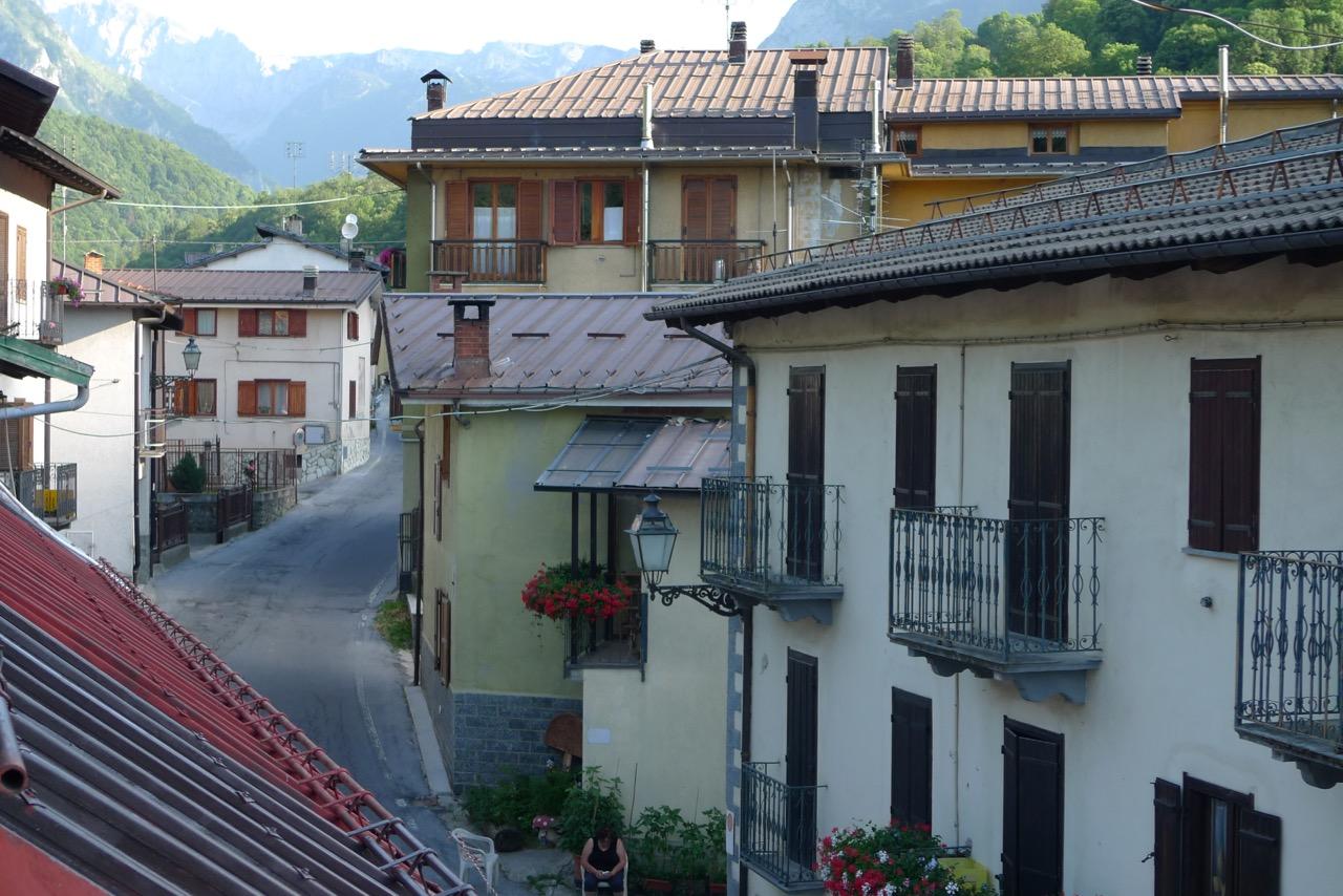 Unser Start der Tourenwoche im Valle di Pesio