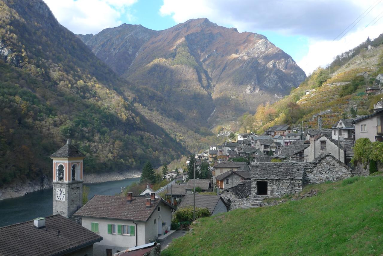 Vogorno Sant'Antonio im Valle Verzasca