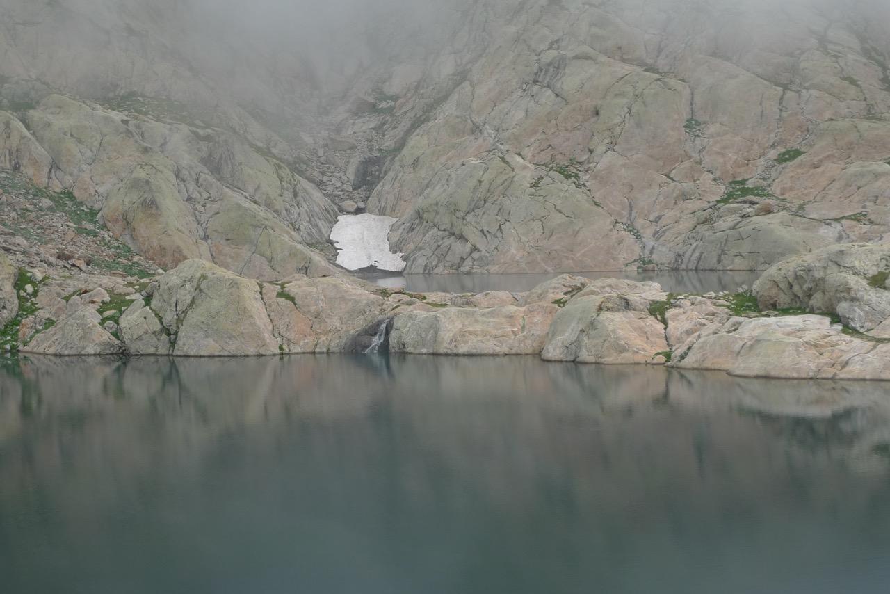 Einsame Lac des Bessons