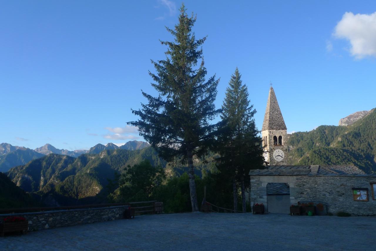 Die Kirche von Elva