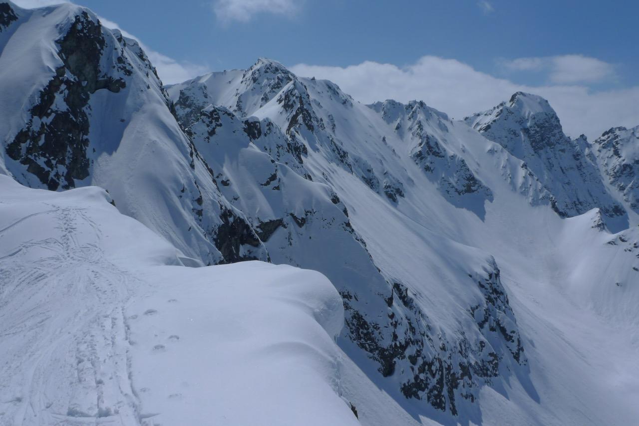 Auf dem Gipfel des K2