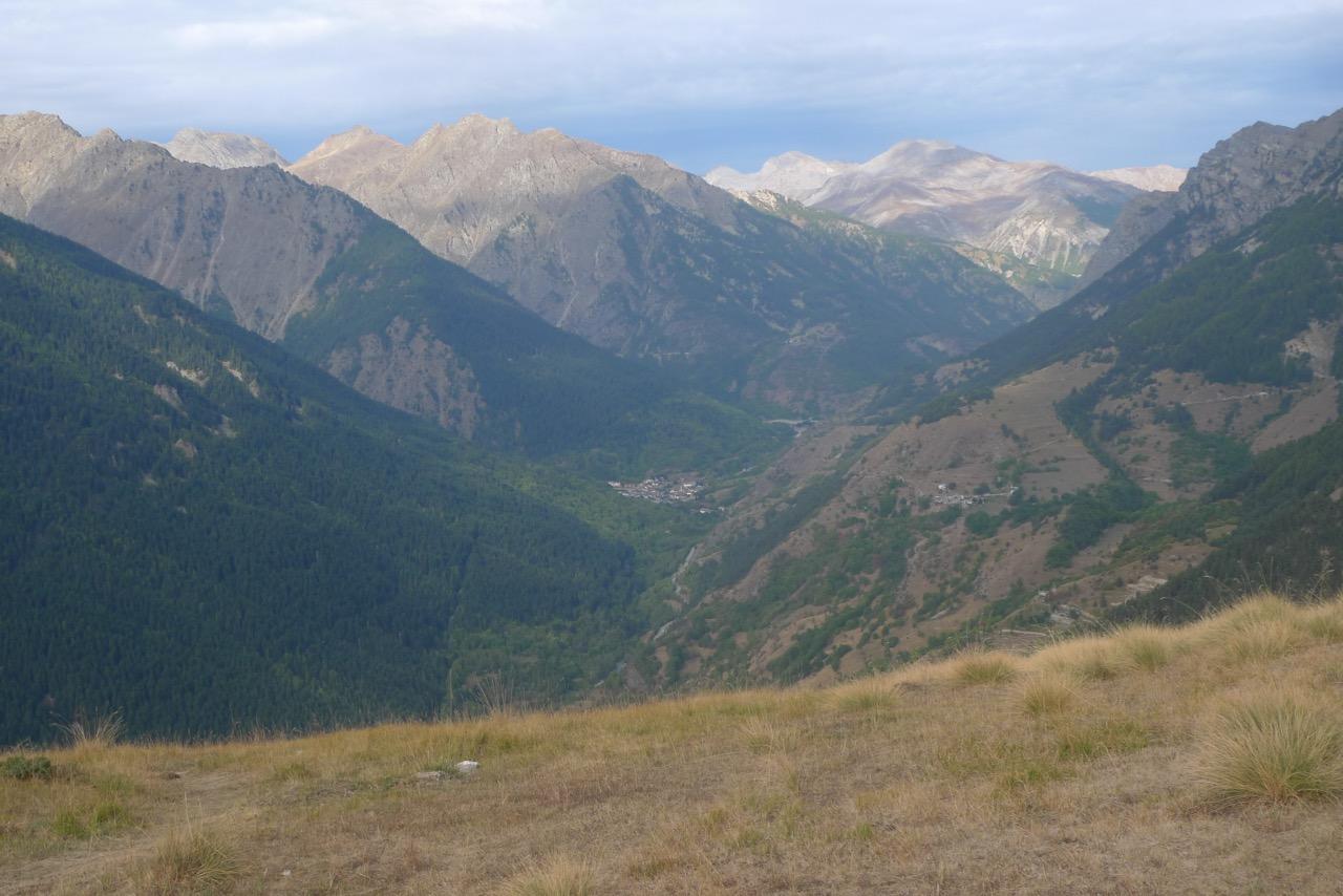 Valle Stura mit Sambuco