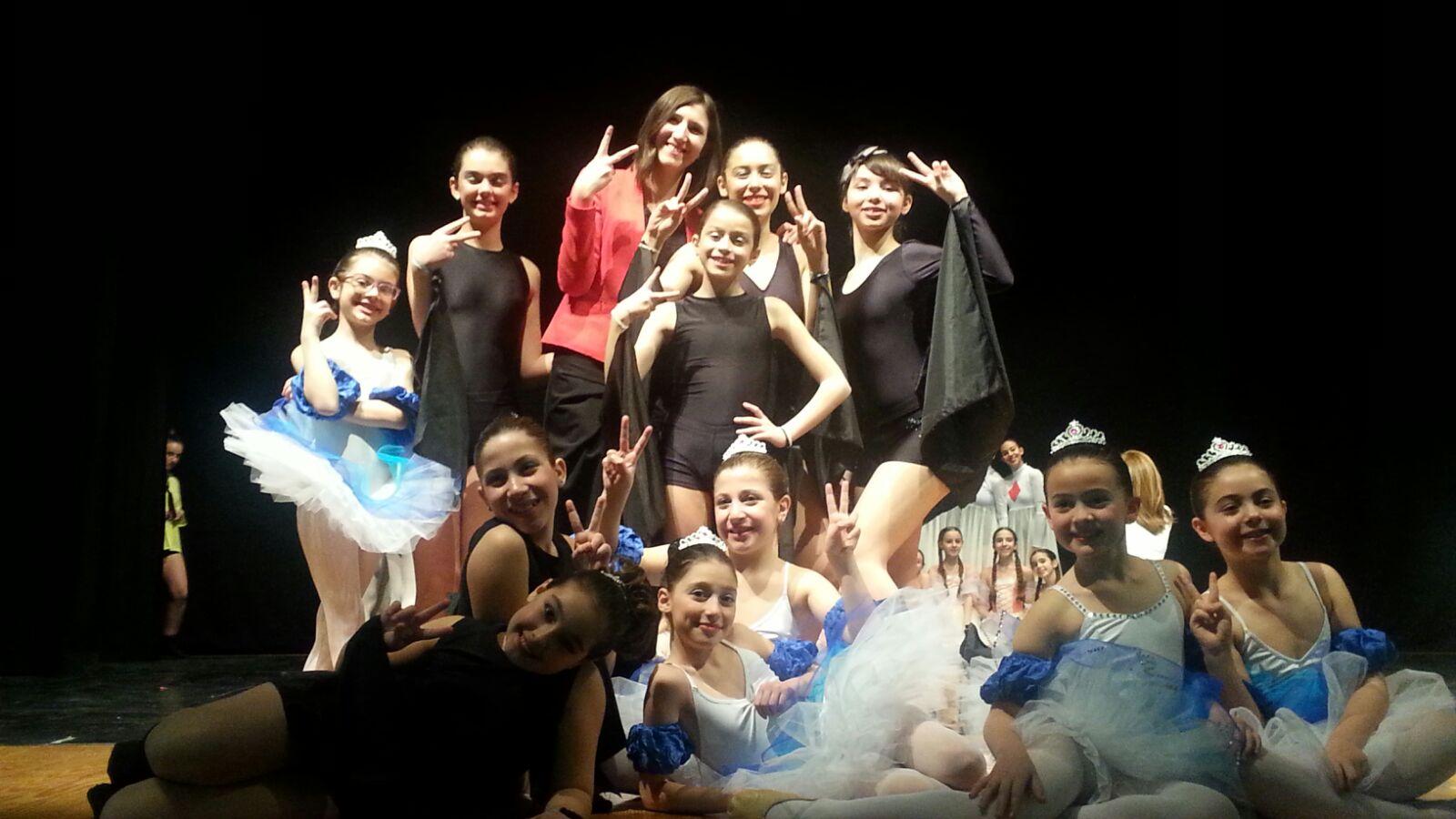 Il Centro Danza Ciriè ospiti allo spettacolo di Henkel Zuti